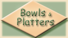 Glass Bowls and Platters