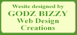 Godz Bizzy Web Design Creations